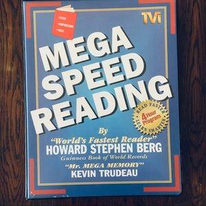 Mega Speed Reading Course
